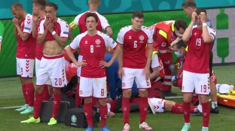 Dinamarca, Eurocopa 2021