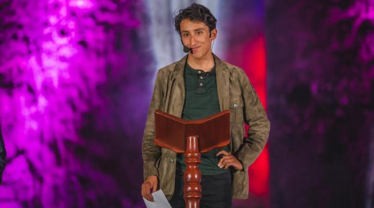 Egan Bernal, homenaje en Zipaquirá