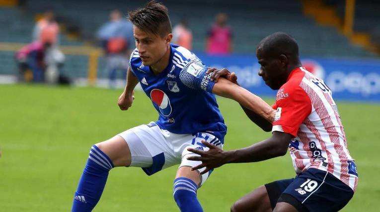 Millonarios vs Junior - Liga Betplay 2021