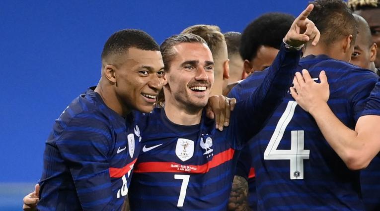 Francia vs Suiza en vivo gratis Eurocopa 2021