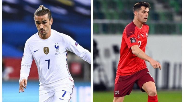Francia vs Suiza; Eurocopa 2021