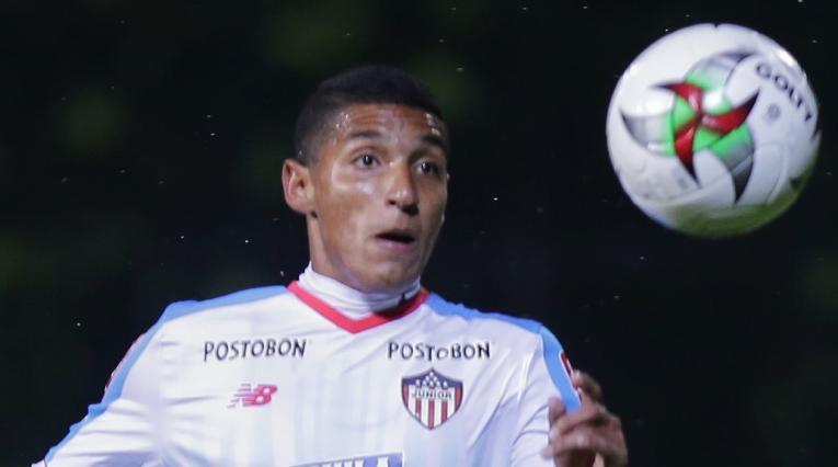 Gabriel Fuentes, Junior de Barranquilla