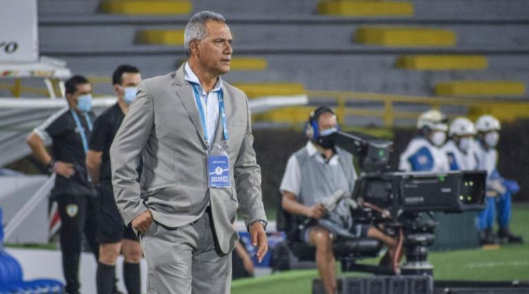 Hernán Torres, técnico del Deportes Tolima