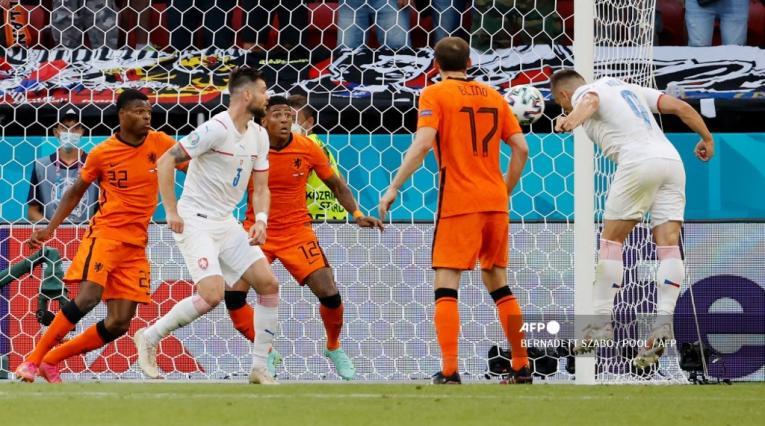 Holanda vs República Checa, Eurocopa 2021