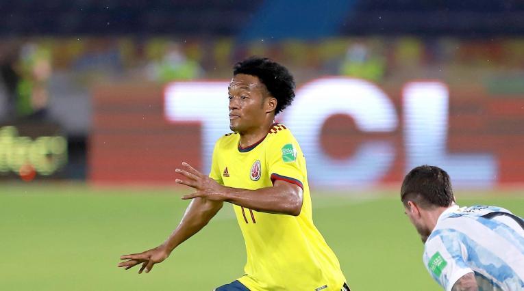 Juan Guillermo Cuadrado - Selección Colombia