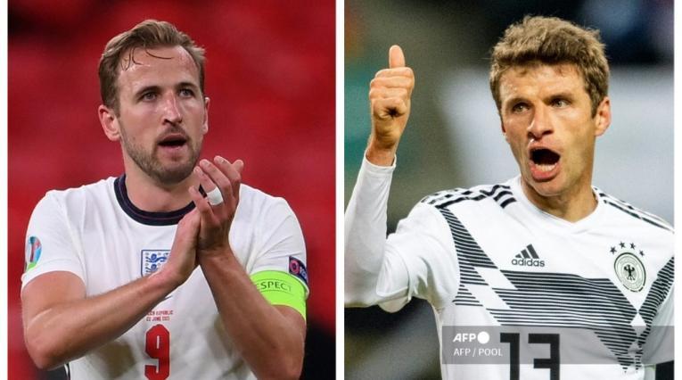 Inglaterra vs Alemania 2021