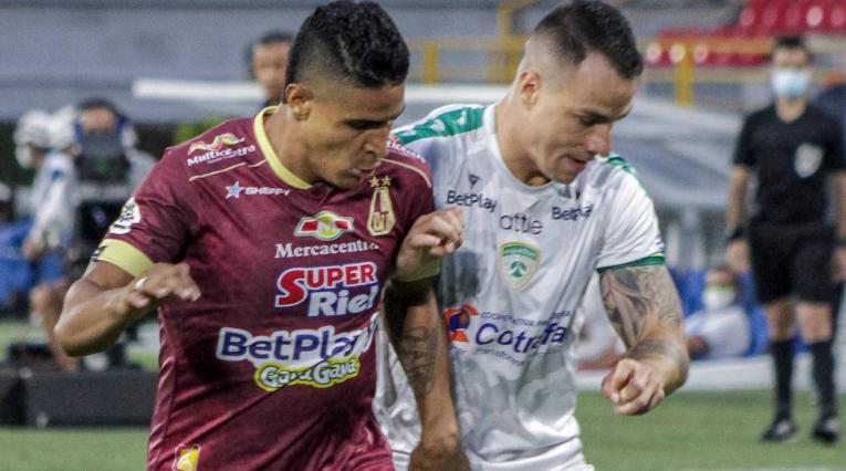 La Equidad vs Deportes Tolima, Liga Betplay 2021
