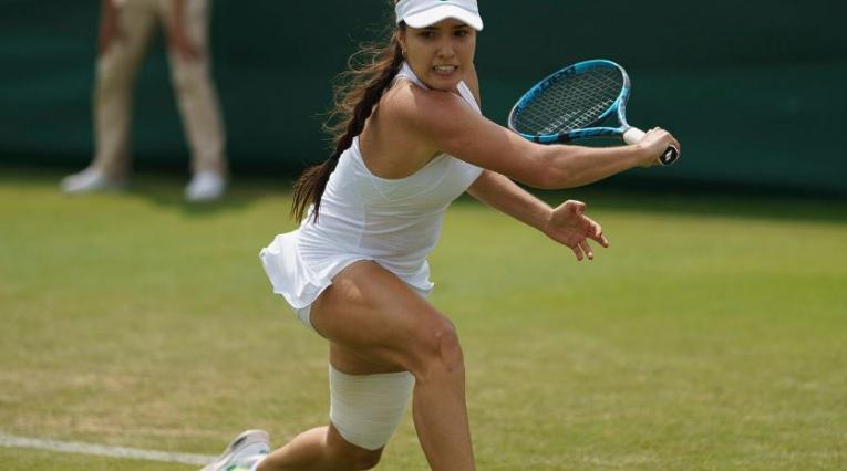 María Camila Osorio- Wimbledon