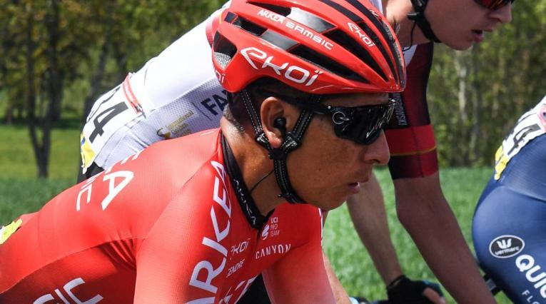 Nairo Quintana, Critérium Dauphiné 3