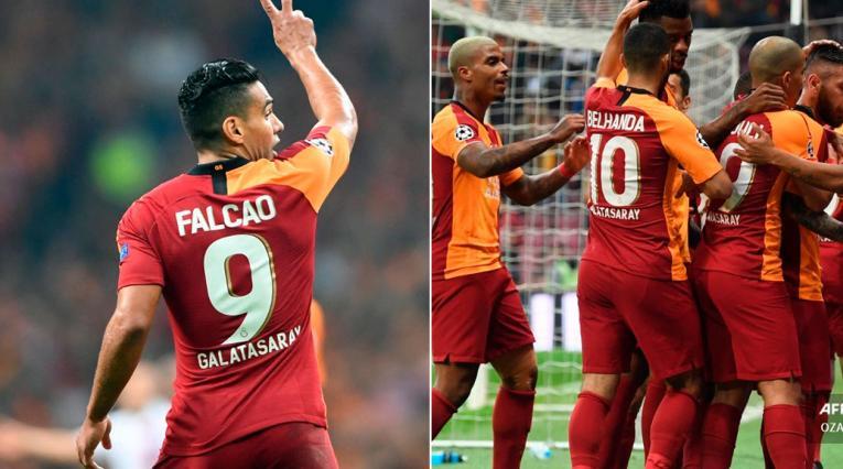 Noticias de Falcao y Galatasaray hoy