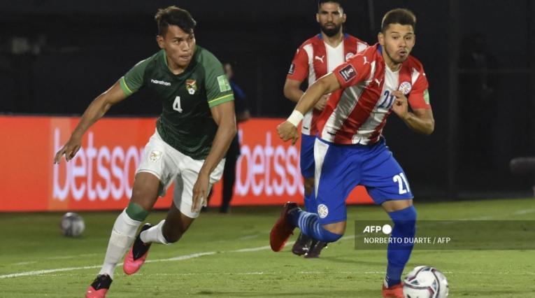 Paraguay vs Bolivia, Copa América 2021