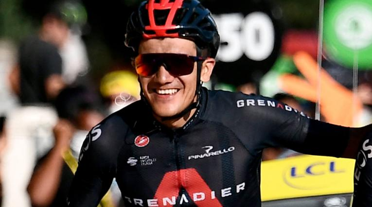 Tour de Francia 2021, etapa 4: cómo quedó Richard carapaz hoy en la general