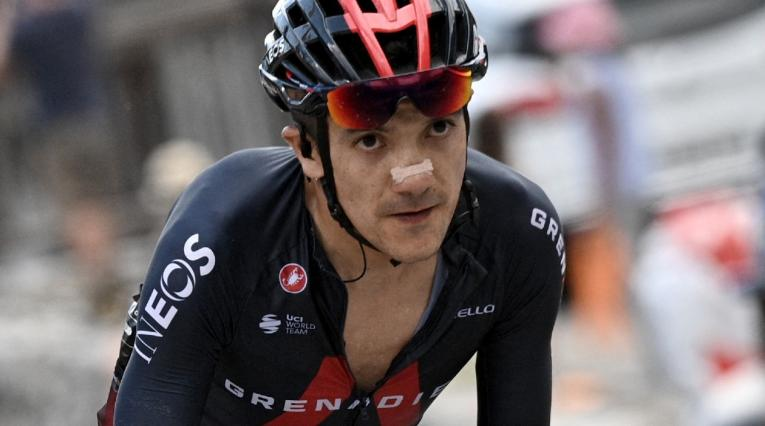 Richard Carapaz, así quedó en la general del Tour de Francia, etapa 1
