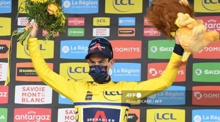 Richie Porte, ciclista del Ineos