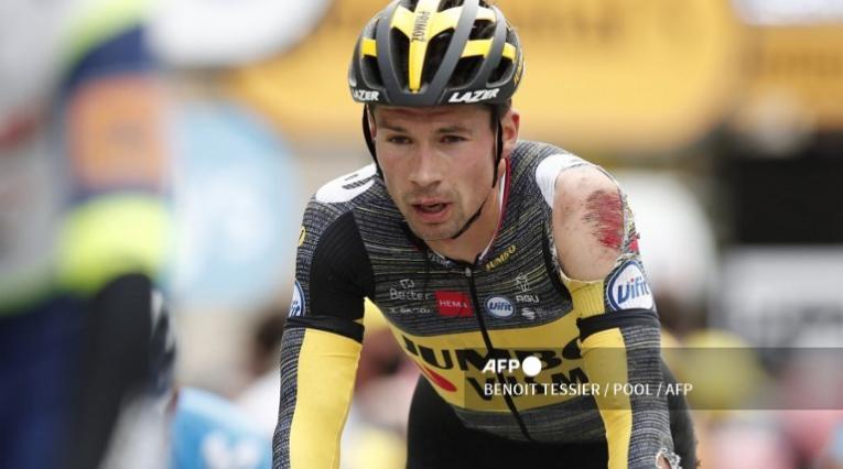 Primoz Roglic, Tour de Francia 2021