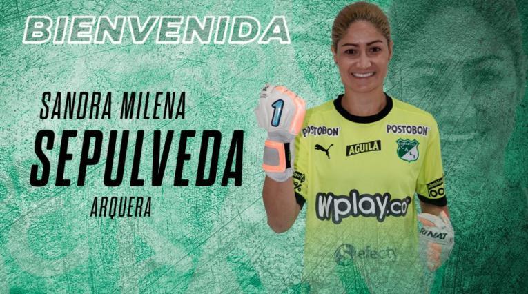Sandra Sepúlveda- Deportivo Cali