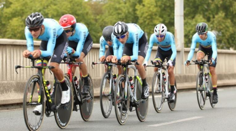 La Selección Colombia de Ciclismo Manzana Postobón se prepara para la segunda edición de la competencia.
