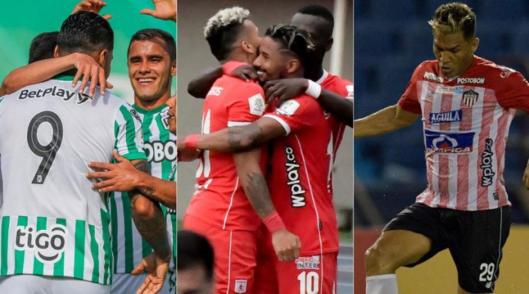 América de Cali, Atlético Nacional, Teófilo Gutiérrez