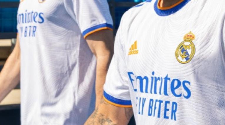 Camiseta Real Madrid 2021 - 22