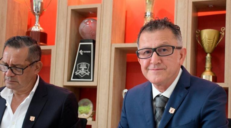 Juan Carlos Osorio y Pompilio Páez - América de Cali