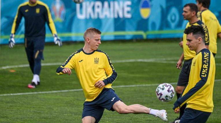 Ucrania - Eurocopa