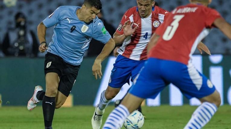 Uruguay vs. Paraguay