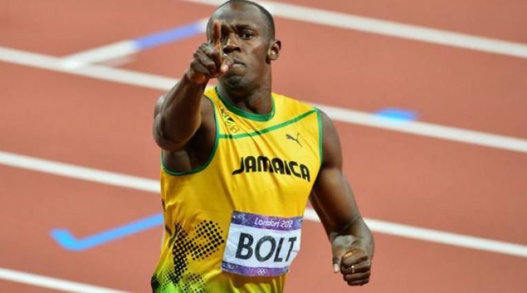 Usain Bolt, exatleta Olímpico