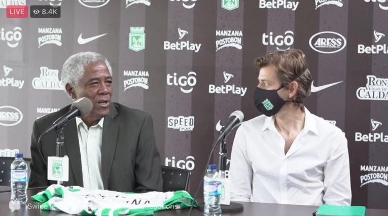 Francisco 'Pacho' Maturana regresa a Atlético Nacional