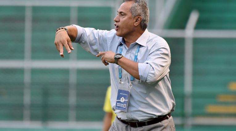Hernán Torres, técnico del Tolima