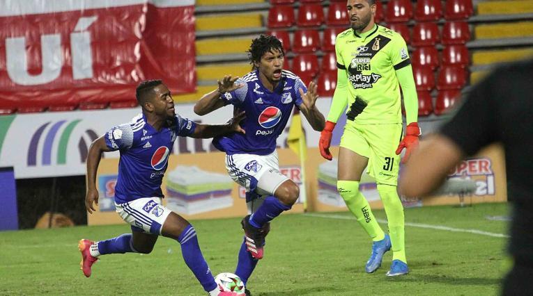 Juan Carlos Pereira - Millonarios 2021