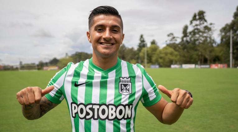 Yeison Guzmán - Nacional