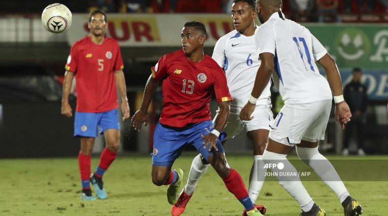 Curazao vs Costa Rica