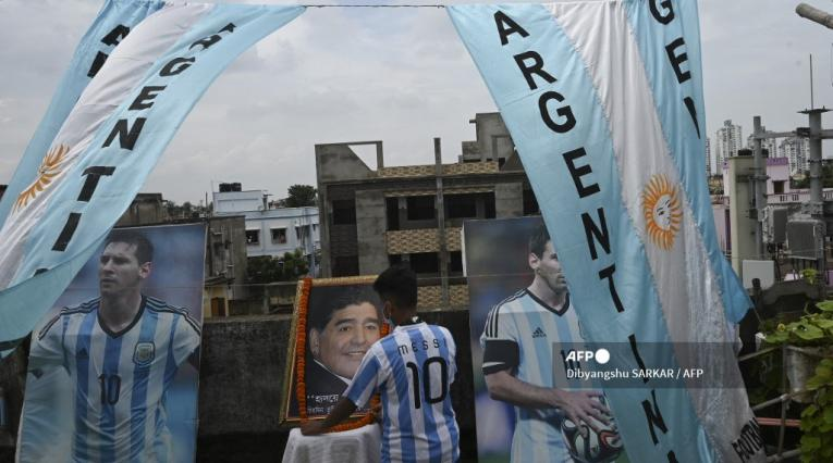 Hinchas de Argentina - Copa América 2021