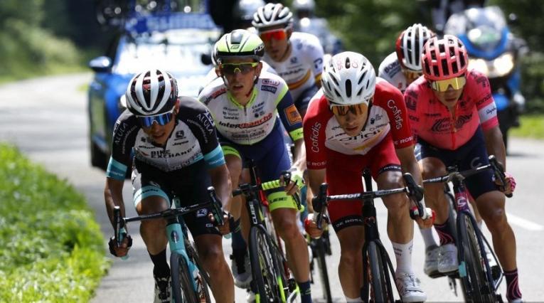 Esteban Chaves 2021 - Tour de Francia