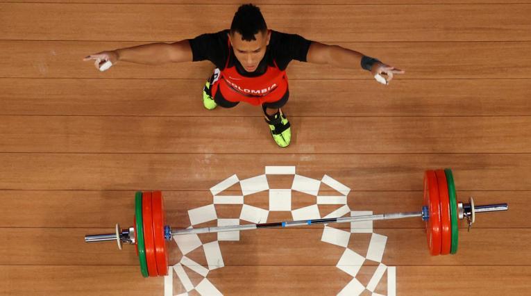 Juegos Olímpicos 2021, Luis Javier Mosquera
