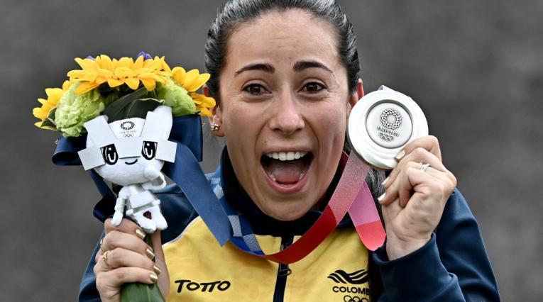 Mariana Pajón, Juegos Olímpicos 2021