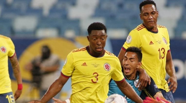 Oscar Murillo - Selección Colombia