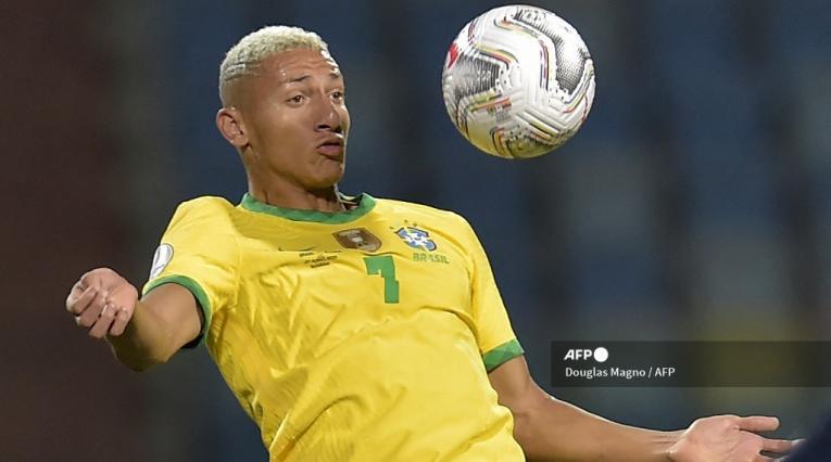 Richarlison - Selección Brasil