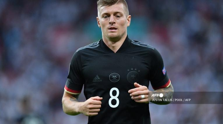 Toni Kroos - Alemania