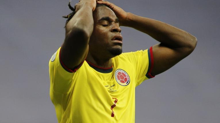 Duván Zapata, Selección Colombia, Copa América 2021