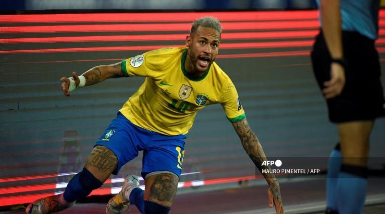 Neymar - Selección de Brasil