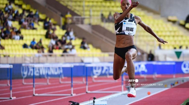 Yulimar Rojas, atleta venezolana