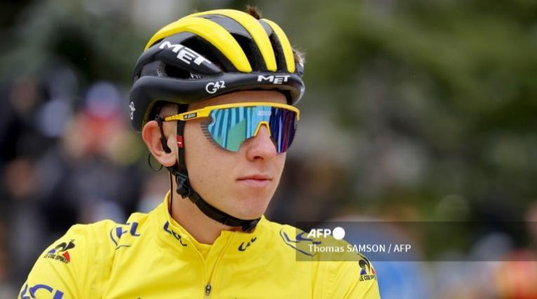 Pogacar, líder del Tour de Francia 2021