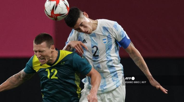 Argentina vs Australia - Juegos Olímpicos