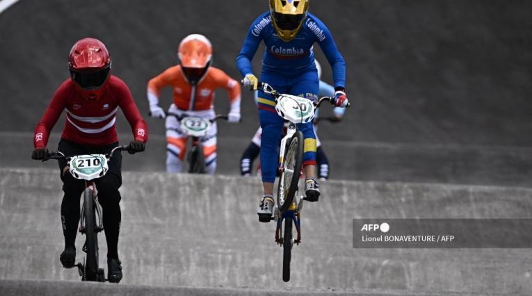 Mariana Pajón - BMX Olímpico
