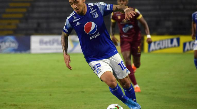 Cristian Arango, Jugador de Millonarios