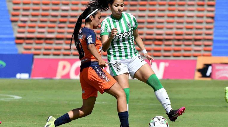 Nacional vs Real Santander - Liga Femenina 2021