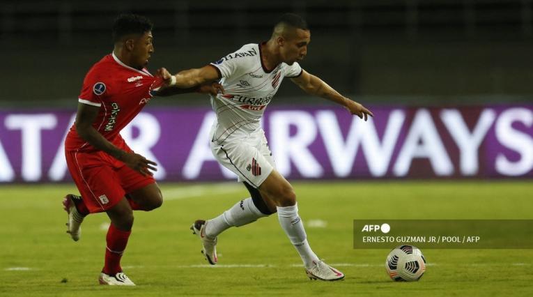 América vs Paranaense 2021-II