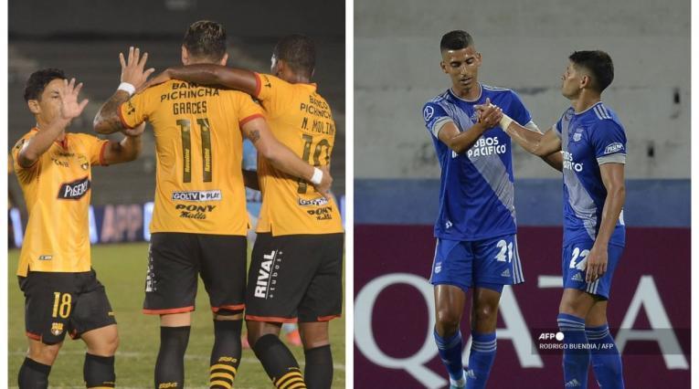 Barcelona vs Emelec