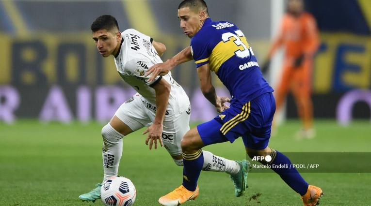 Boca Juniors vs Atlético Mineiro 2021-II